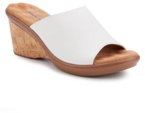 Walking Cradles Lynn Slide Wedge Sandal Women's Shoes