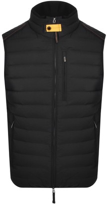 Parajumpers Perfect Quilted Gilet Black