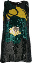 P.A.R.O.S.H. sequinned top