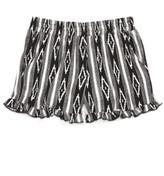 Girl's Tucker + Tate Print Ruffle Shorts