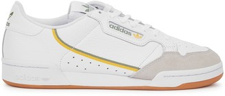 adidas Continental 80 white leather sneakers
