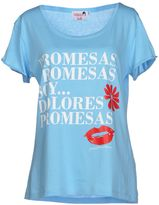 Dolores Promesas Hell T-shirts