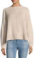 Lucca Couture Greta Poncho Sweater