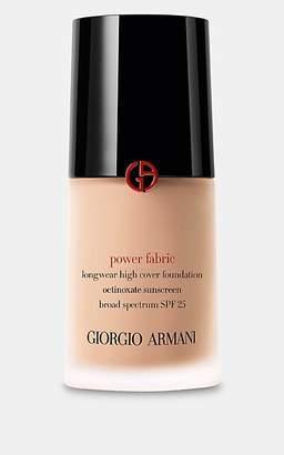 Giorgio Armani Women's Power Fabric Foundation - 4.25