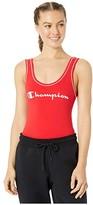 Champion LIFE Everyday Tank Top Bodysuit (Black) Women's Jumpsuit & Rompers One Piece
