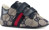 Gucci 'Ace' Crib Shoe (Baby)