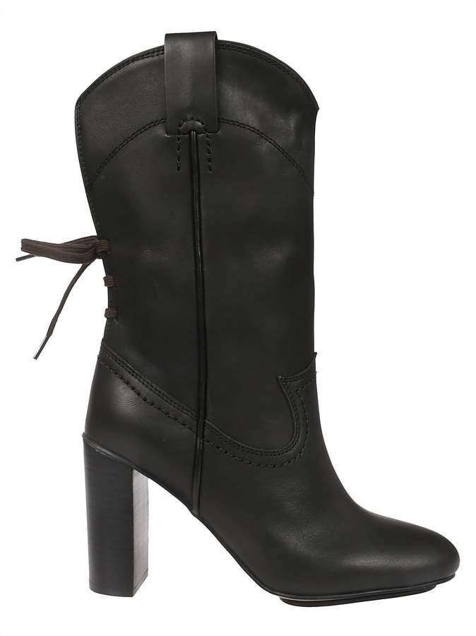 See by Chloe Stivali Ankle Boots
