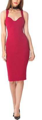 Hale Bob Scoop Neck Dress