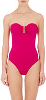 Eres Women's Cassiopee U-Wire Bandeau Swimsuit-PURPLE