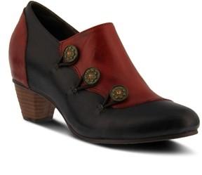 L'artiste L'Artiste Greentea Slip-On Pumps Women's Shoes
