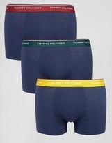 Tommy Hilfiger Premium Essentials Stretch Trunks In 3 Pack