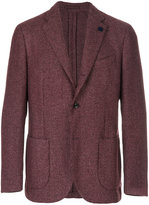 Lardini classic fit blazer