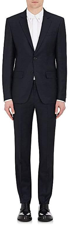 Givenchy Men's Wool Twill Two-Button Suit
