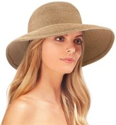 Eric Javits Luxury Fashion Designer Women's Headwear Hat - Squishee IV