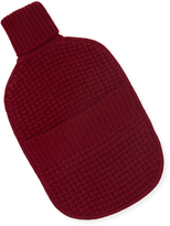 Sofia Cashmere Thermal Stitch Hot Water Bottle Cover