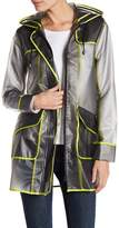 Jolt Long Rain Coat