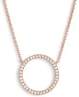 Nadri Women's Openwork Crystal Pendant Necklace