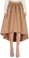 Soallure Knee length skirts - Item 35325084