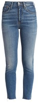 RE/DONE Comfort Stretch High-Rise Skinny Ankle Jeans