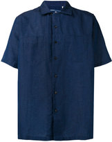 Levi's Made & Crafted - short sleeve shirt - unisex - Cotton/Linen/Flax - 3