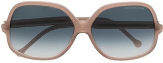 Cutler & Gross 0811 Square-Frame Sunglasses