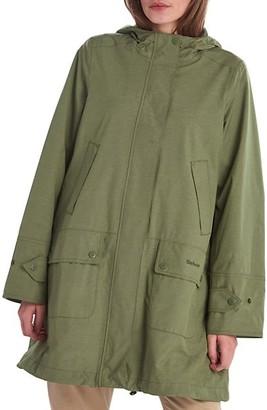 Barbour Lottie Hooded Waterproof Jacket
