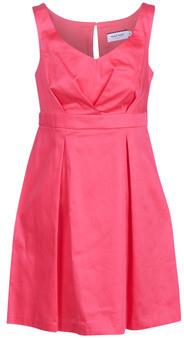 Naf Naf EKAKE R1 women's Dress in Pink