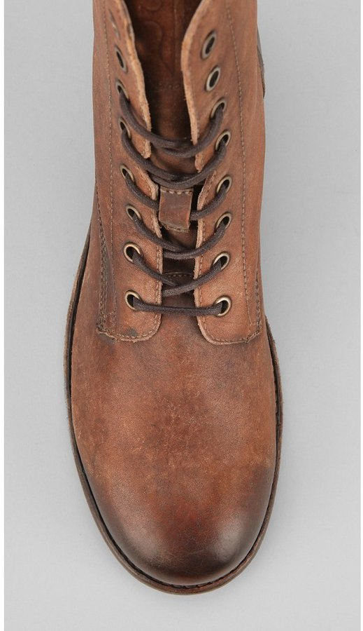 Frye Rogan Tall Lace-Up Boot