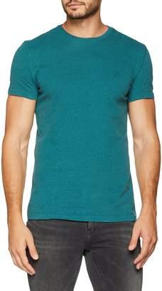 Fat Face Men's Hawnby Organic Crew T-Shirt