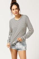 Anine Bing Striped L/S T-Shirt