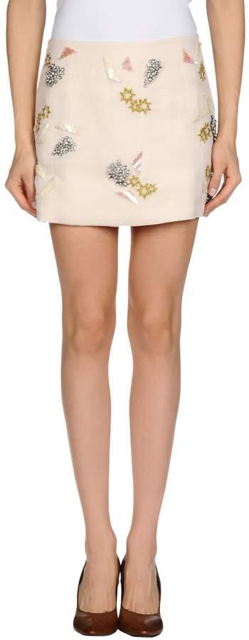 Galitzine Mini skirts