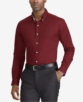 Polo Ralph Lauren Men's Big & Tall Classic-Fit Poplin Shirt