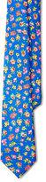 Ralph Lauren Floral-Print Silk Twill Tie