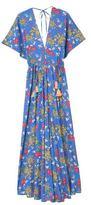 MANGO Tassels floral dress