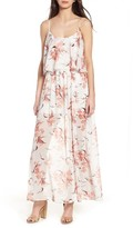 Leith Women's Double Layer Maxi Dress