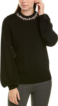 Elie Tahari Wool Sweater