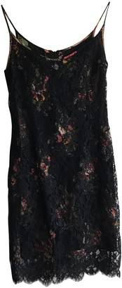 Ungaro Black Cotton Dresses