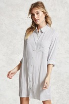 Forever 21 Contemporary Shirt Dress