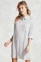 Forever 21 Contemporary Shirt Dress