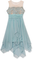 Rare Editions Chiffon Dress, Big Girls (7-16)