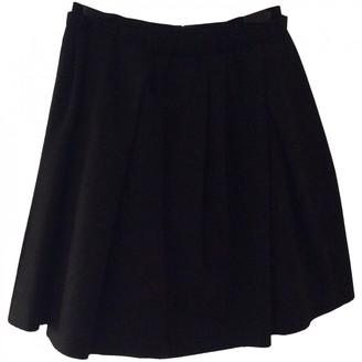 Marc Jacobs Black Wool Skirt for Women