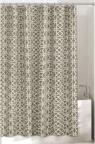 Bed Bath & Beyond Lattice 72-Inch x 96-Inch Shower Curtain in Grey