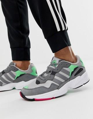 adidas Yung-96 Sneakers Gray F35020
