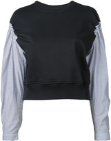 3.1 Phillip Lim 'French Terry' top - women - Cotton - M
