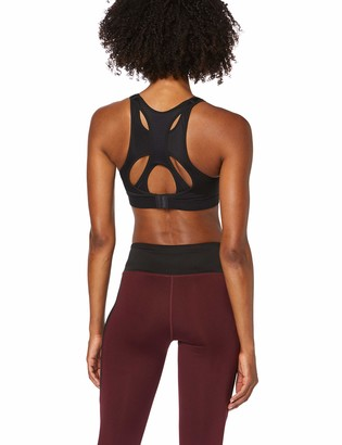 Aurique Amazon Brand Women's Medium Impact Sports Bra