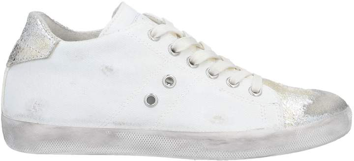 Leather Crown Low-tops & sneakers - Item 11733371OI
