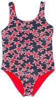 Armani Junior starfish swimsuit