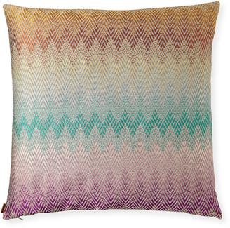"Missoni Home Yamagata Decorative Pillow, 24"""