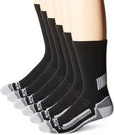 Carhartt Men's 6 Pack Force Performance Work Crew Socks