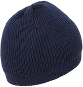 Portolano Textured Reversible Beanie - Merino Wool (For Men)